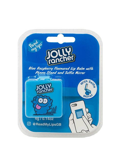 Read My Lips Jolly Rancher Blue Raspberry Phone Stand Lip Balm