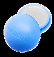 Read My Lips Mentos Mint Flavoured Moisturising Ball Shaped Lip Balm Gift