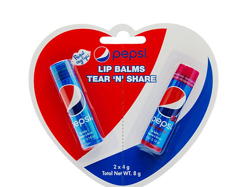 Read My Lips Pepsi Tear 'N' Share