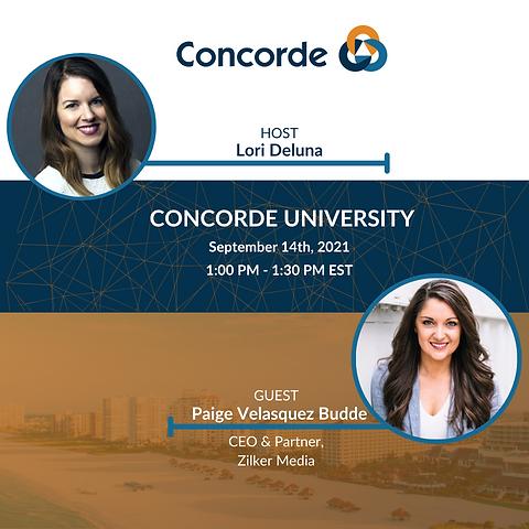 Concorde University September 14.png