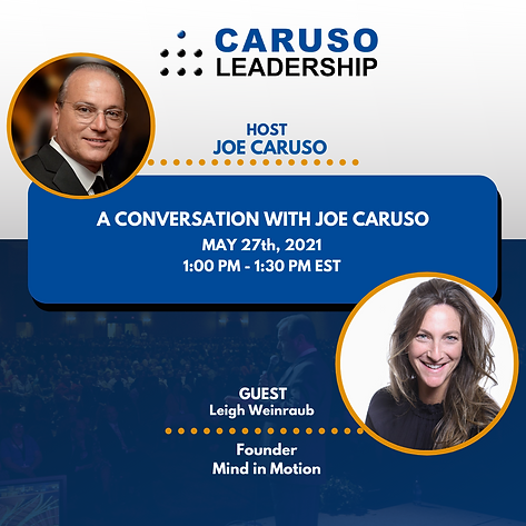 Leigh - A conversation with Joe Caruso.p
