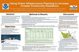Using Green Infrastructure Planning to Increase Coastal Community Resiliency