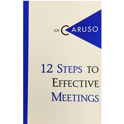 12 Steps to Effective Meetings