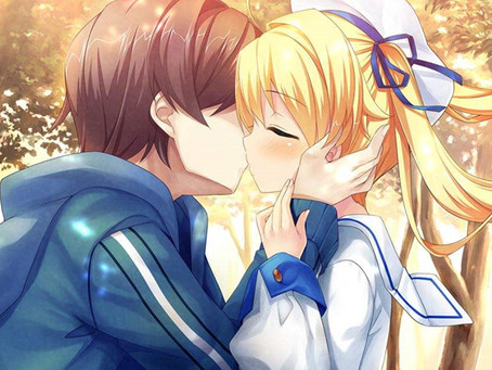 May 23 is Japan's Kiss Day and Love Letter Day
