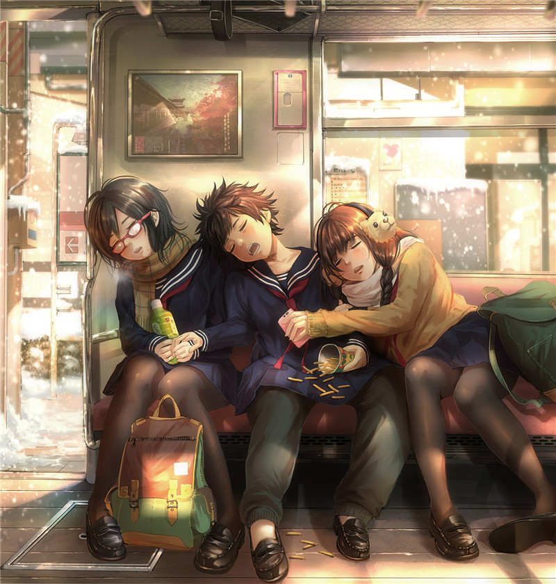 Anime Subways