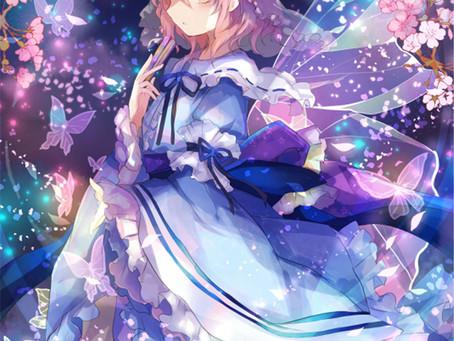 anime artwork - Pink hair