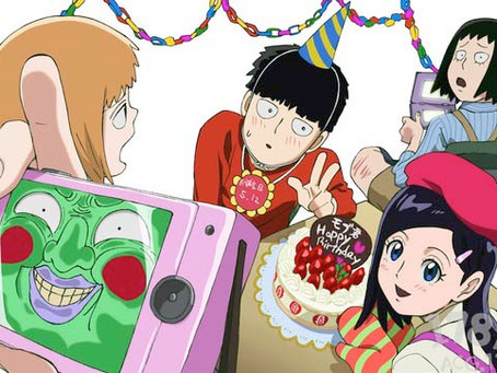 [Mob Psycho 100] Season 2 forum now available