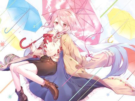 Anime Artwork Collection 11-27-18