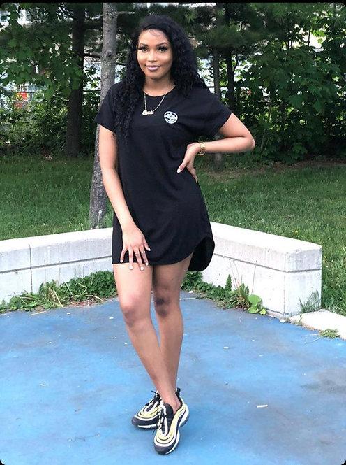 BLACK GS DRESS