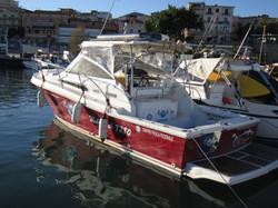 centro pesca , marina di camerota