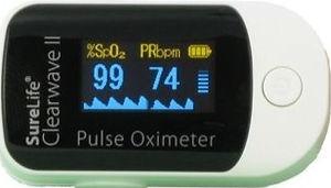 Pulse Oximeter Covid Monitoring