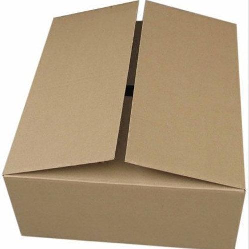 E-Commerce Shipping Box 20 x 20 x09 cms