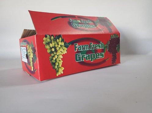 Grapes Corrugated Box 2Kg