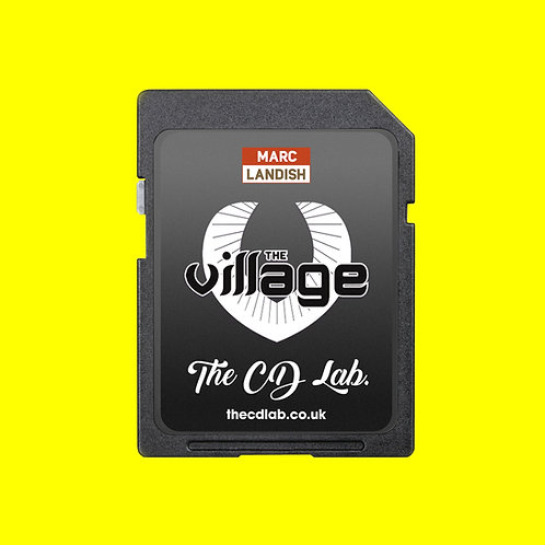 The Village - Complete Collection SD CARD