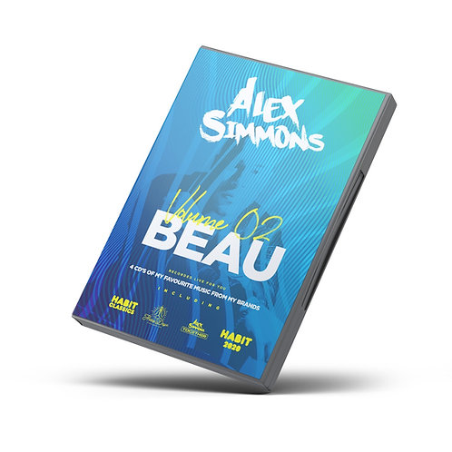 Alex SImmons - Beau (Vol. 2)