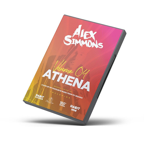 Alex Simmons - Athena (Vol. 4)
