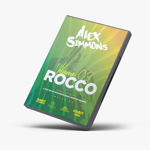 Alex Simmons - Rocco Vol. 1