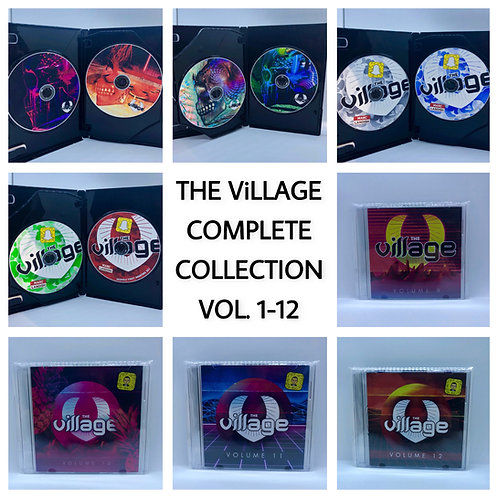 The Village - Complete Collection (Vol.1-12)