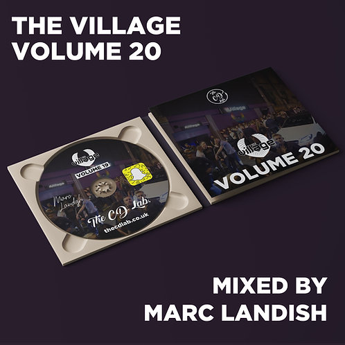 The Village - Vol. 20 (Mixed by Marc Landish)