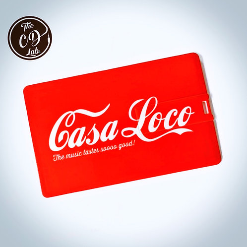 Casa Loco Live (USB)