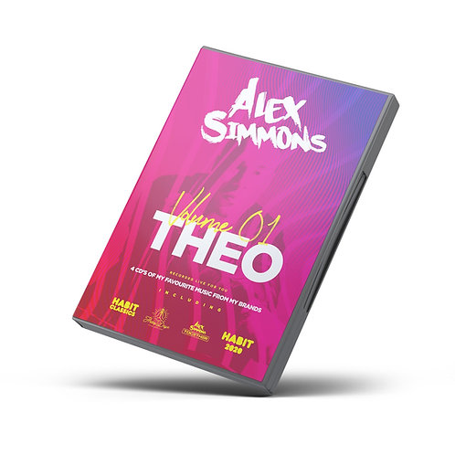 Alex Simmons - Theo (Vol. 1)