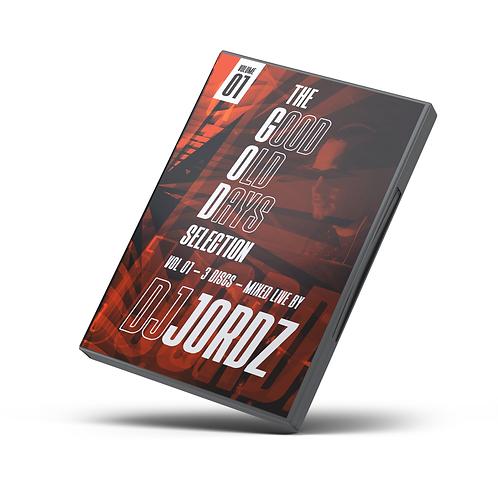 DJ Jordz - The G.O.D.Selection