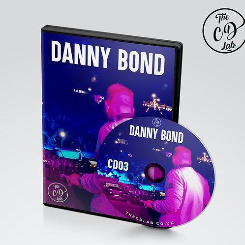 Danny Bond - Live Sets 2019 (3 CD Box Set)