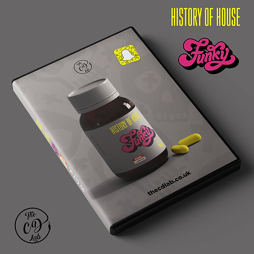 History of House - Funky