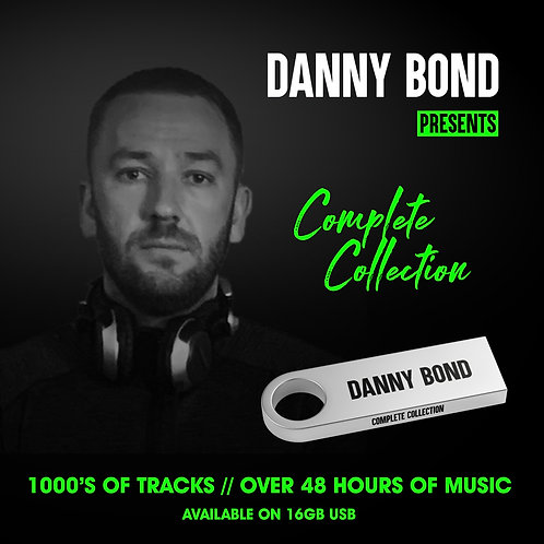 Danny Bond - The Complete Collection (16GB USB)