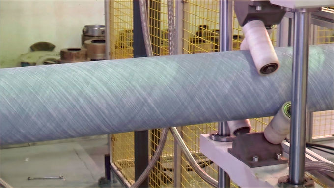 Fiberglass Thermoplastic Composite Pipeline system innovation and technology
