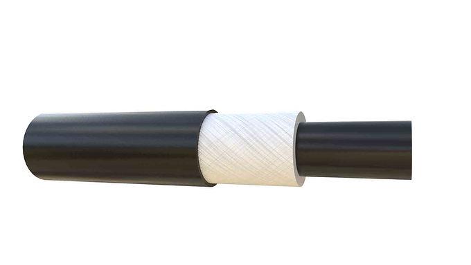 Consideration of The Minimum Bending Radius of Fiberglass TCP Pipe