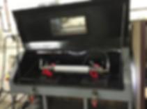 fiberglass thermoplastic composite pipe burst pressure equipment