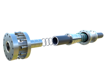 TCP End-fitting Designed for Oil Gas & Water Supply : Fast & Simple & Convenience