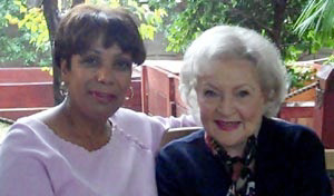 Open Happy Birthday Message to BETTY WHITE and JAMES EARL JONES