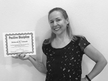 Certified Positive Discipline Parent Educator