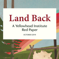 A Yellowhead Institute Red Paper
