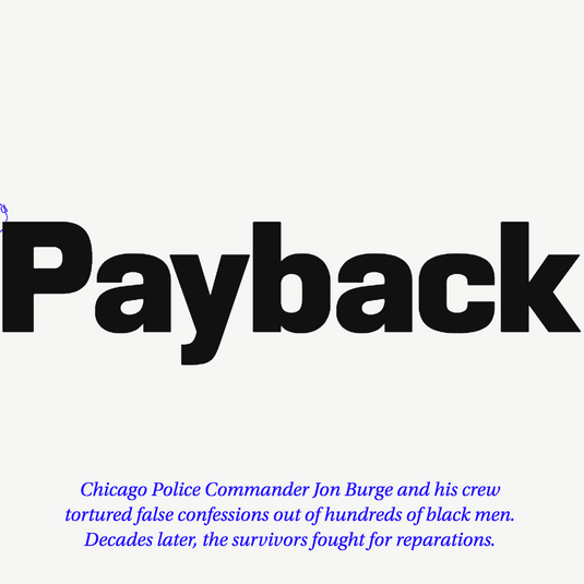Article: Payback