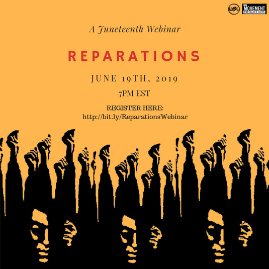 Webinar: Law 4 Black Lives