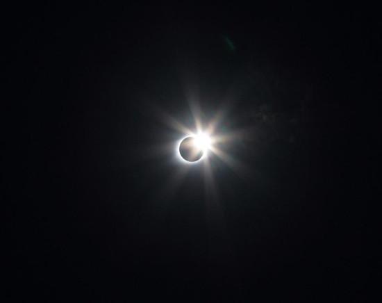 Eclipse diamond 2018