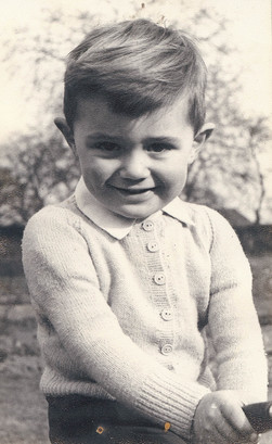 Michael  aged two and three quarters 195