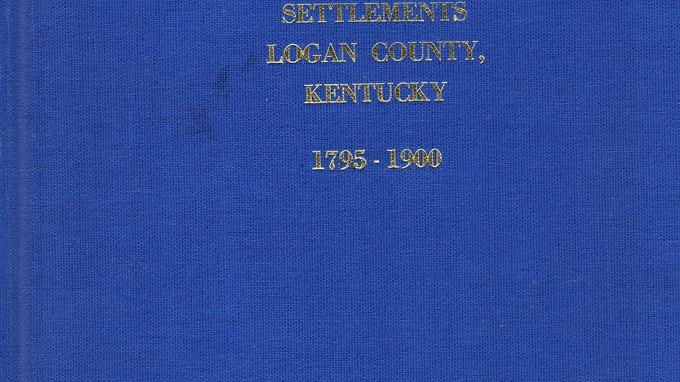 Wills and Settlements book