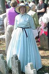 Connie Sitz; Breathitt Cemetery rededication