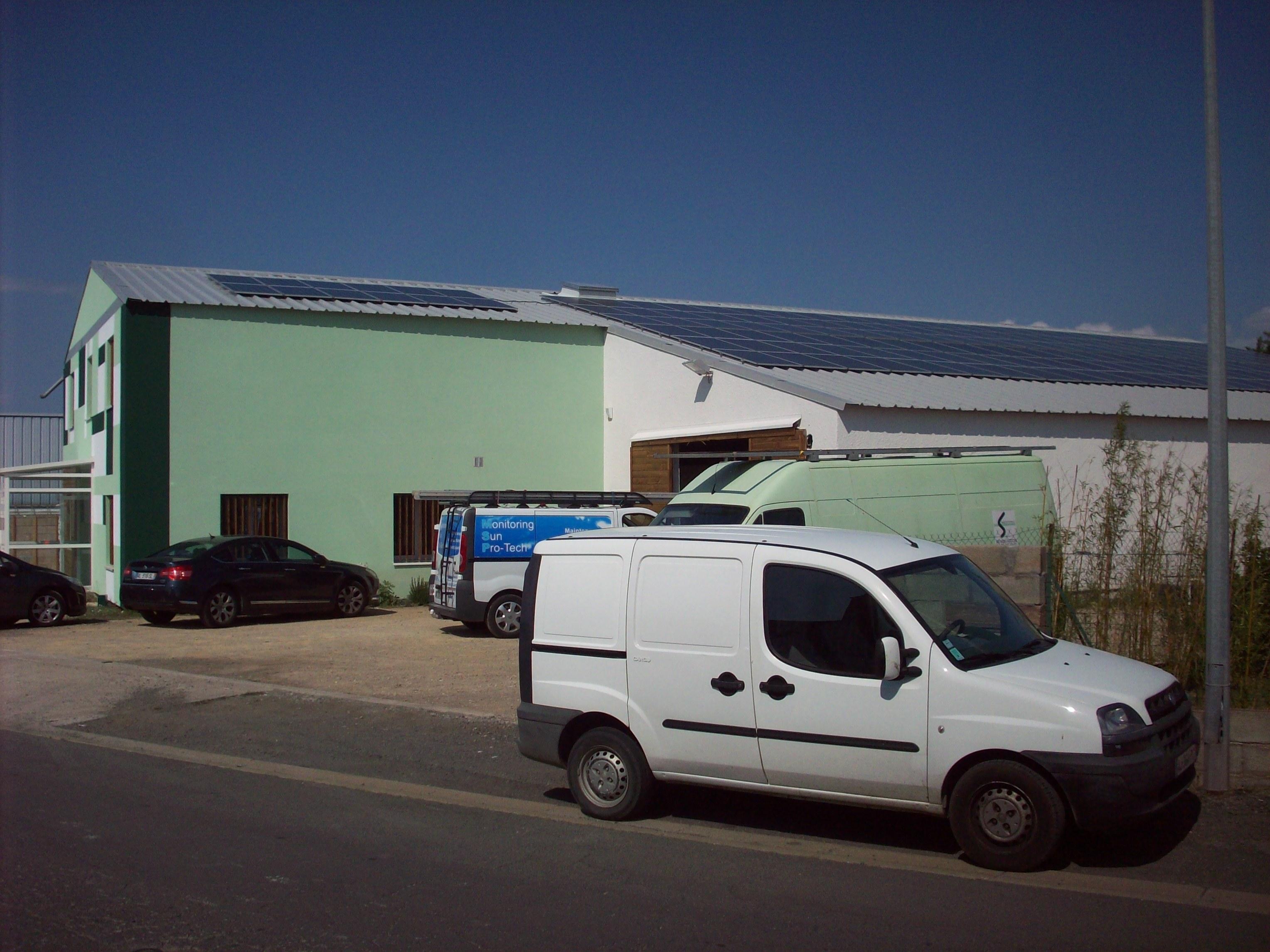 Août 2018, 36 kWc, Tarn (81100)