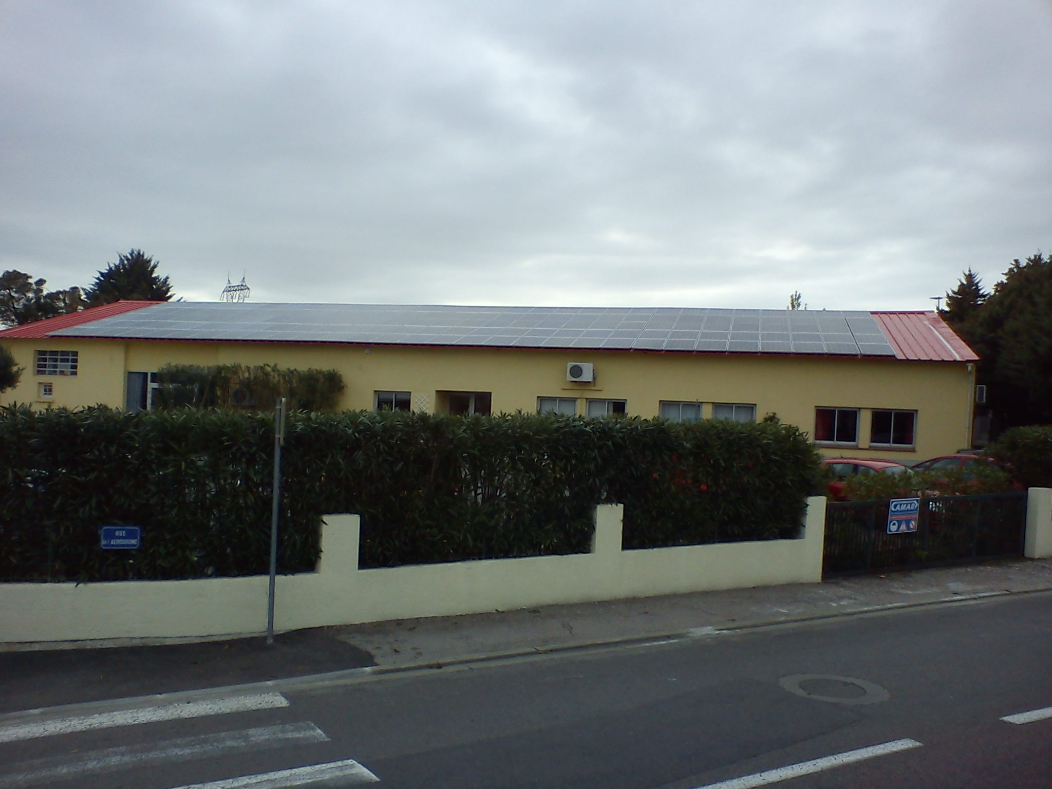 Avril 2013, 36 kWc, Pyrénées-oriental (66240)