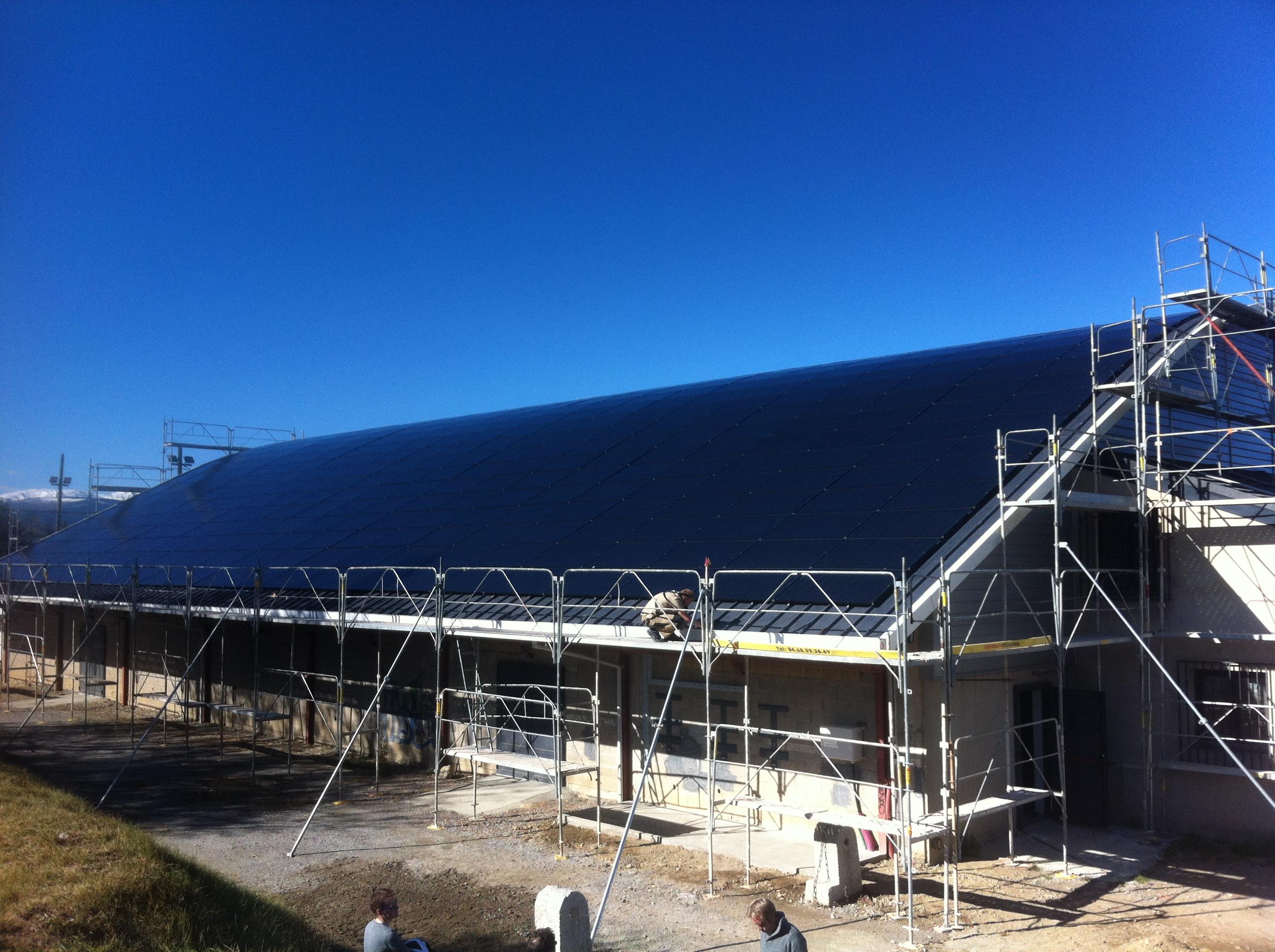 Novembre 2014, 100 kWc, Pyrénées Orientales (66800), Languedoc-Roussillon