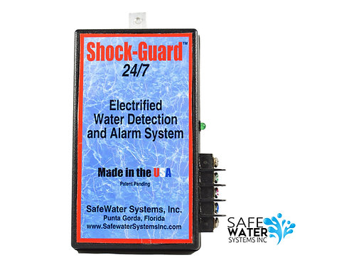 Shock Guard 24/7-PS. For Pools/Hot Tubs/Boats