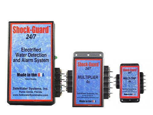 Shock Guard 24/7-HS For Hotels/Motels/Resorts