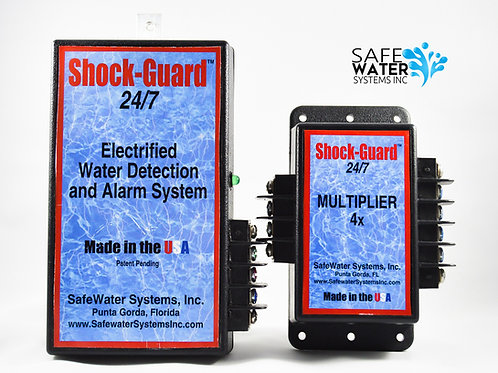 Shock Guard 24/7-MD For Docks and Marinas