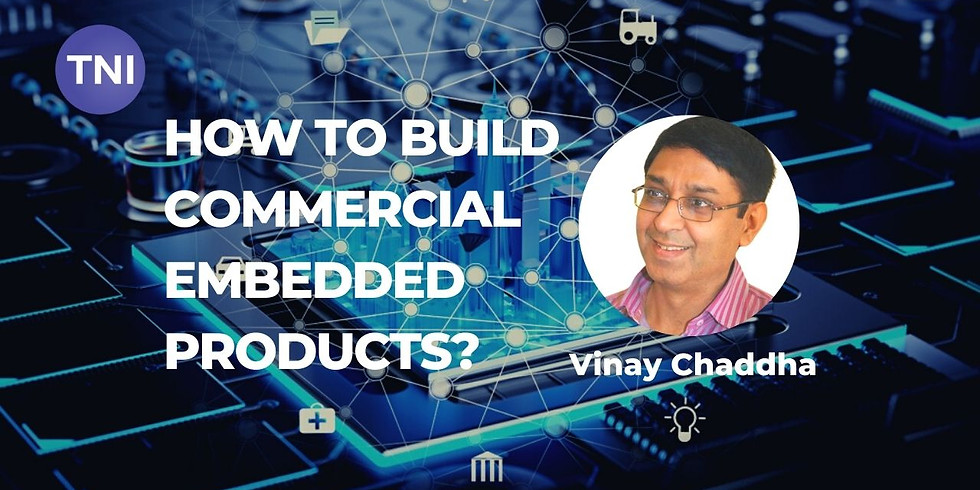 How to build commercial embedded products?