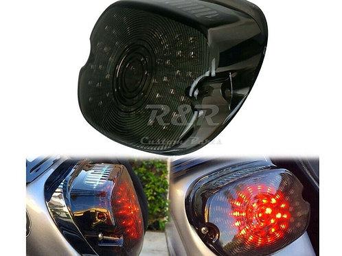 Lanterna Traseira Harley Com Pisca Sportster/883/1200/hd-led